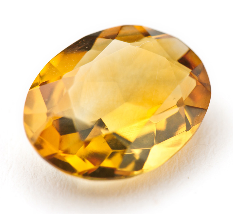 Citrine November Birthstone