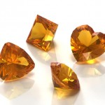 November Topaz Gemstones