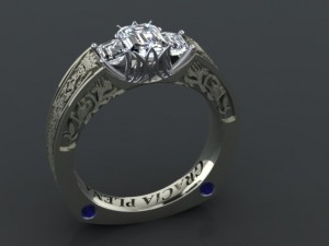 custom wedding ring jacksonville