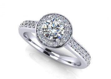 Get A Professional Consultation To Select Your Diamond Engagement Ring We Offer Both Custom Rings And Designer Bridal In Jacksonville Fl